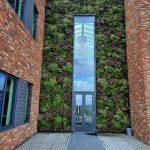 duurzame verticale tuin